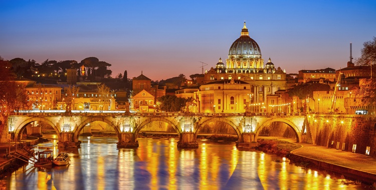 Holidays through Rome