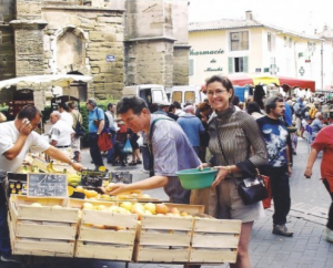 southern france market days