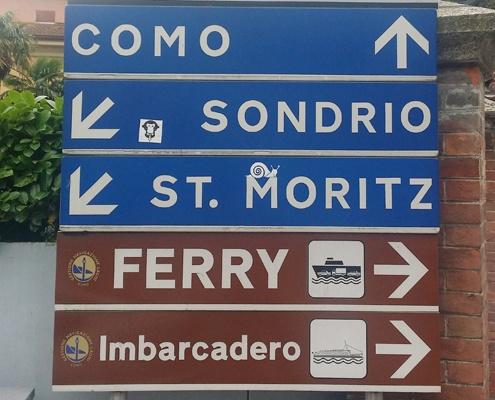 lake-como-and-st-moritz-signage