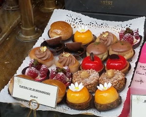 Europe Holidays Cakes