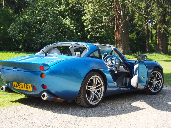TVR Holiday