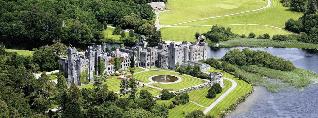Ashford Castle, Ireland, solo Holidays in Ireland