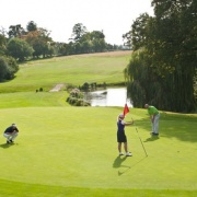Golf courses in Europe