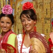 Spanish Holiday dances.
