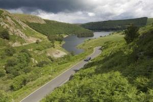 Welsh elan-valley