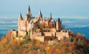 Hohenzollern-Castle.